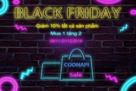 BLACK FRIDAY - SALE TOÀN BỘ SẢN PHẨM