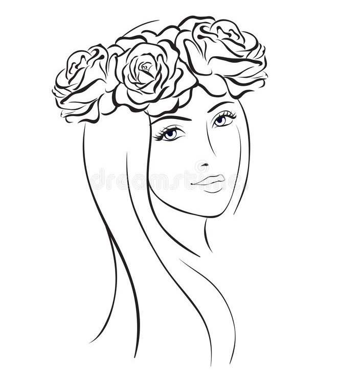 beautiful-woman-face-icon-beauty-wit-flower-wreath-sketch-line-style-87086343_1