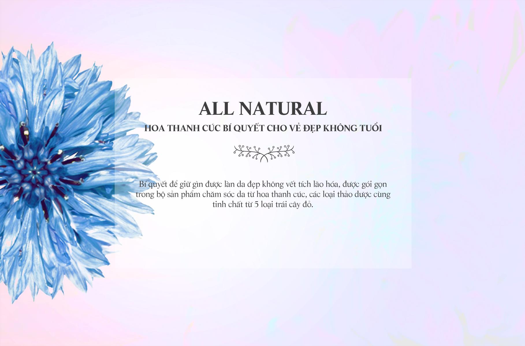 Banner Trang Chủ All Natural